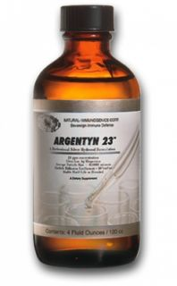 Argentyn 23 118 mL (4 fl.oz.) (no dropper)