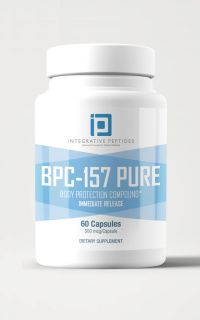 BPC-157 PURE (Immediate Release)