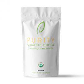 Purity Organic Coffee - Whole Bean Coffee (12 oz)