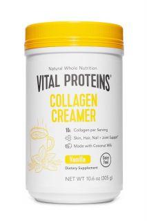 Collagen Creamer - Vanilla   10.6oz